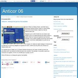 Vallauris : mélange des genres inacceptable - Anticor 06