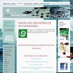 Le portail Touristique Roya-Bévéra et Vallée des Merveilles - Va