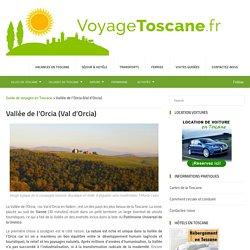 Vallée de l'Orcia (Val d'Orcia) - Guide de voyages en Toscane