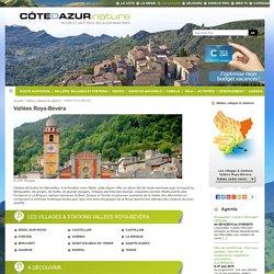 VALLEES ROYA-BEVERA - Montagne été Alpes Maritimes - VALLEES ROYA-BEVERA