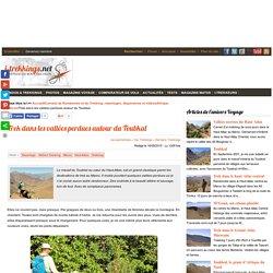 Trek dans les vallées perdues autour du Toubkal