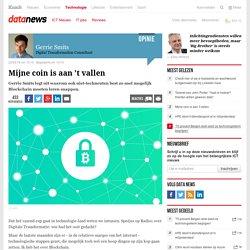 Mijne coin is aan 't vallen - Technologie - DataNews - Knack.be - Data News.be