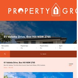 Property for Sale in BOX HILL