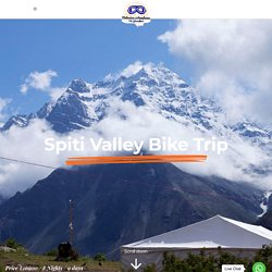 Spiti Bike Trip Package