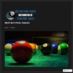 Simi valley Pool table service – BEST BUY POOL TABLES