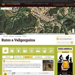 Senderisme i BTT a Vallgorguina