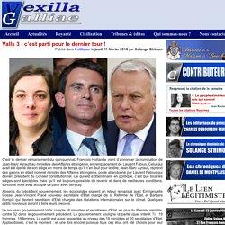 Valls 3 : c'est parti pour le dernier tour !