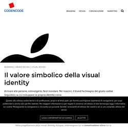 Il valore simbolico della visual identity