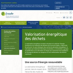 FNADE, Fédération Nationale des Activités de la Dépollution et de l'Environnement