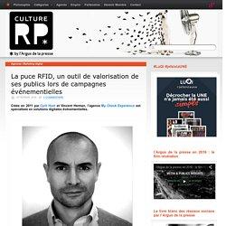 La puce RFID, un outil de valorisation de ses publics lors de campagnes événementielles