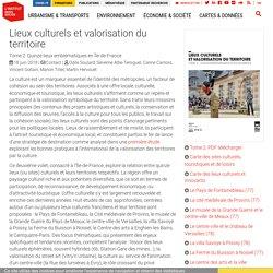 Lieux culturels et valorisation du territoire tome 2