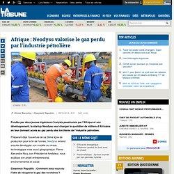 Afrique: Neodyss valorise le gaz perdu par l'industrie pétrolière