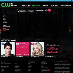 The Vampire Diaries (TVD) | The Series on the CW Network | Official Site