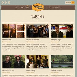 Saison 4 - Vampire Diaries en streaming