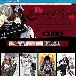 Dance with Vampire - Manga Topics – Read Manga Online at MangaHere.co