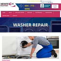 Dishwasher repair in Vancouver