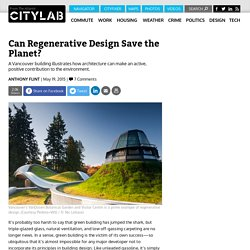 Vancouver's VanDusen Botanical Garden Shows the Power of Regenerative Design