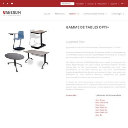 Vanerum France - Opti+ Be