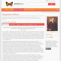 Vanguardias Chilenas