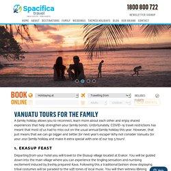 Vanuatu Tours for the Family
