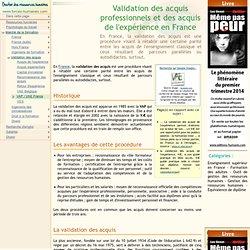VAP / VAE France
