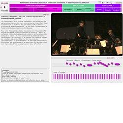 Totentanz de Franz Liszt : un «thème et variations» diaboliquement virtuose