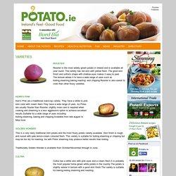 Varieties - Potato.ie