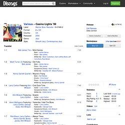 Casino Lights '99 (CD