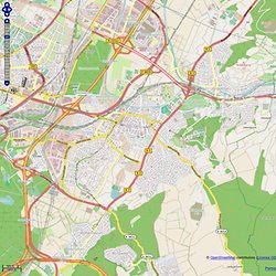 OSM+Google+Bing fullscreen map