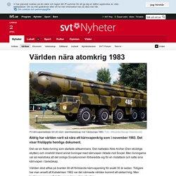 Världen nära atomkrig 1983
