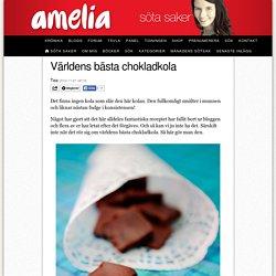 Världens bästa chokladkola