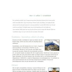 Varmbänk, anläggning och skötsel