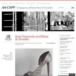 Joana Vasconcelos au Château de Versailles « Art CAPV