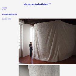 ArnaudVASSEUX - Documents d'artistes PACA