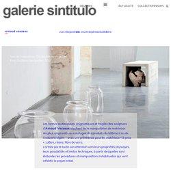 Arnaud Vasseux – galerie sintitulo