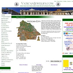 The Vatican, free information about Vatican City
