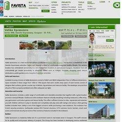 Vatika Xpressions Sector 88B Gurgaon, Vatika Xpressions