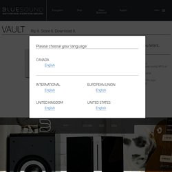 VAULT : Bluesound