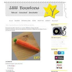 Still Vauriens » Tuto: La dinette en crochet #09 La carotte