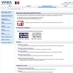 VaxaSoftware - Recursos educativos de Astronomía y Geofísica