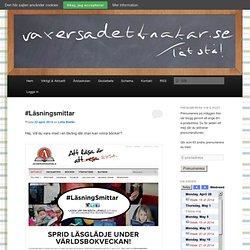 En blogg från Årstaskolan