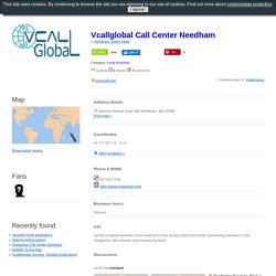 Vcallglobal Call Center Needham, Needham, united states