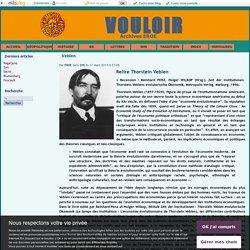 Veblen - VOULOIR