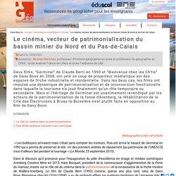 Le cinéma, vecteur de patrimonialisation du bassin minier du Nord et du Pas-de-Calais