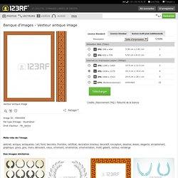 Vecteur Antique Image Clip Art Libres De Droits , Vecteurs Et Illustration. Image 4960684.