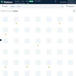 Icônes Vecteur - Icônes vectorielles gratuites 4,707