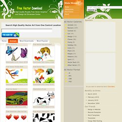 Free Vector Animals - Vectr Animals Art, Vector Animals images & Animals Graphics