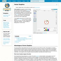 Vector Graphics - Scratch Wiki