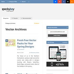 Design Magazine | Archive | Vector