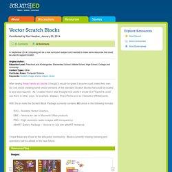 Vector Scratch Blocks